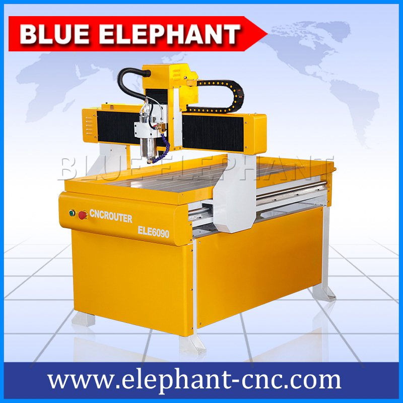 6090 mini 3d cnc router 4 axis for advertising -1