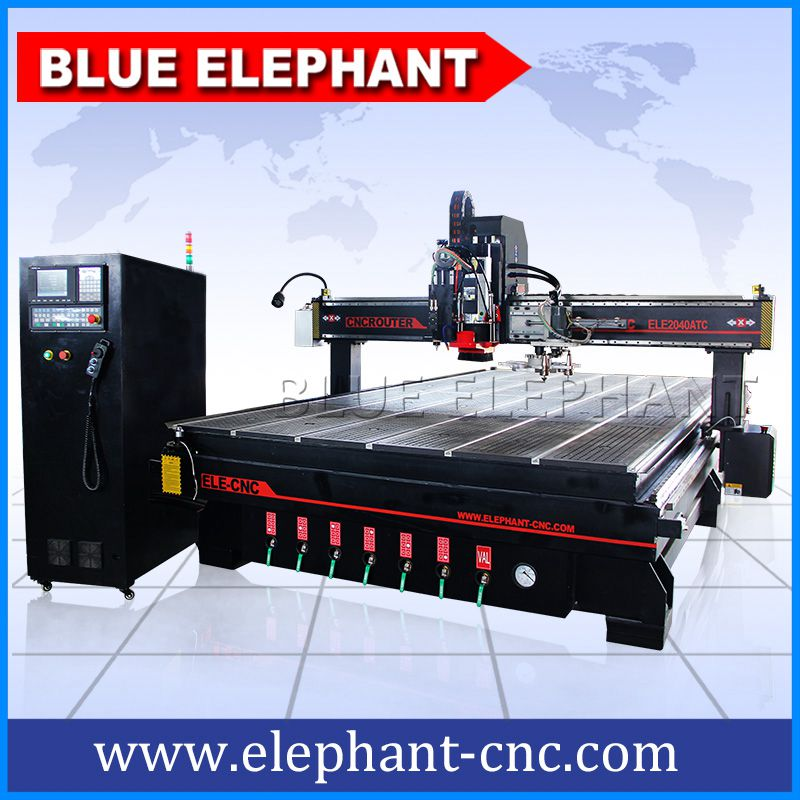 2040 carousel atc cnc router with oscillating knife eot-3 -1