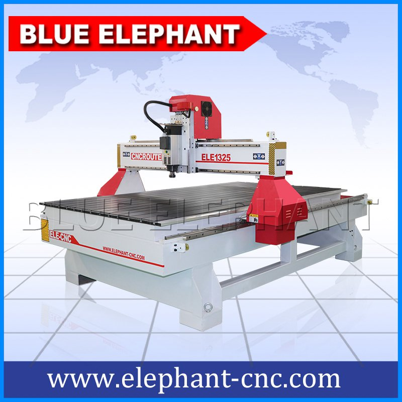 05 1325 wood working cnc machinery with 7kw hsd spindle