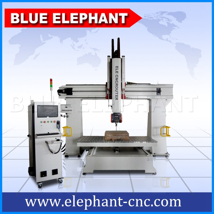 1224 5 axis mould engraving cnc router -2