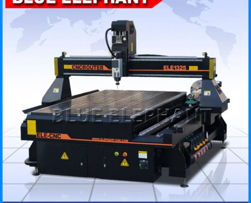 1325-4 hsd spindle 4th axis woodworking router -3