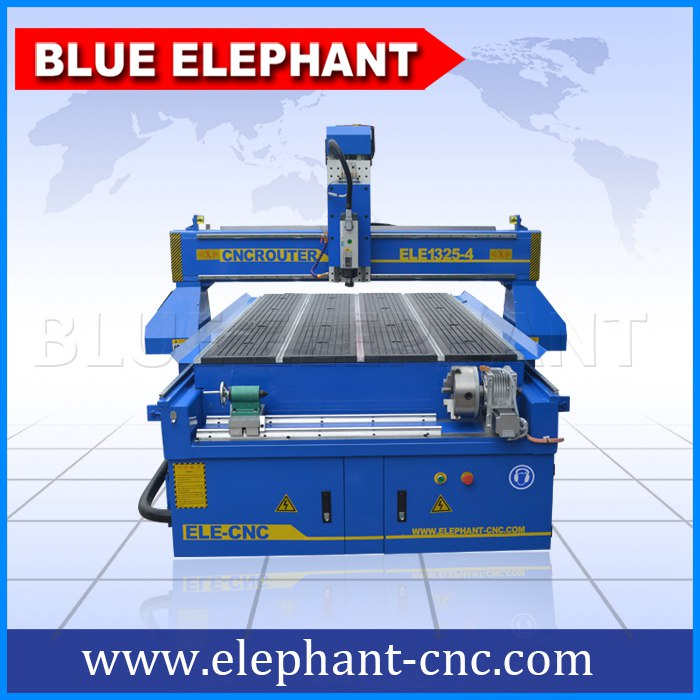 1325-4 rotary device in front cnc machine 4 axis -1