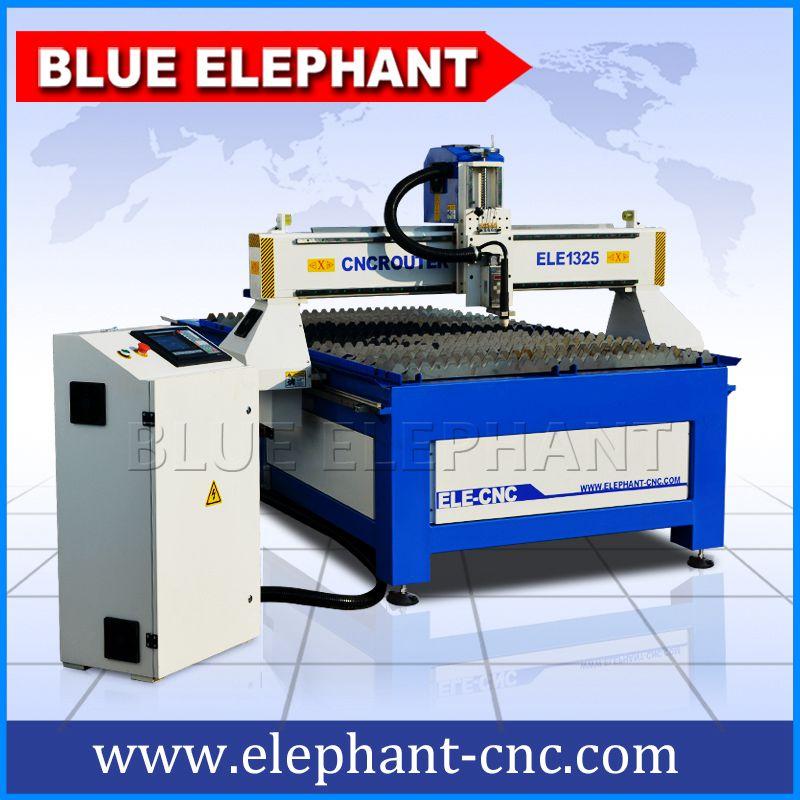 1325 cnc plasma cutting machine -4