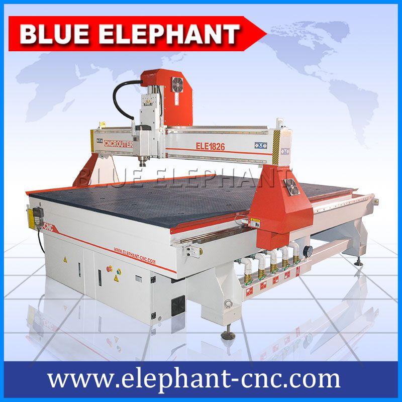 Ele1826 High Z Travel Cheap Price Cnc Router Blue