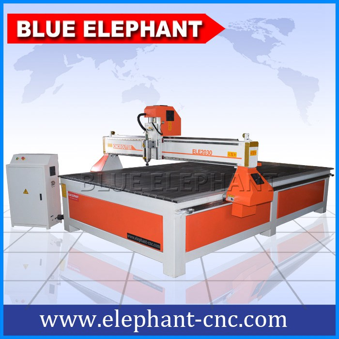 2030 costumised cnc router with steel frame -1
