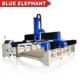 ele1935 styrofoam 4 axis cnc cutting machine (2)