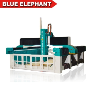 ele2030 cnc styrofoam 4 axis router machine (2)