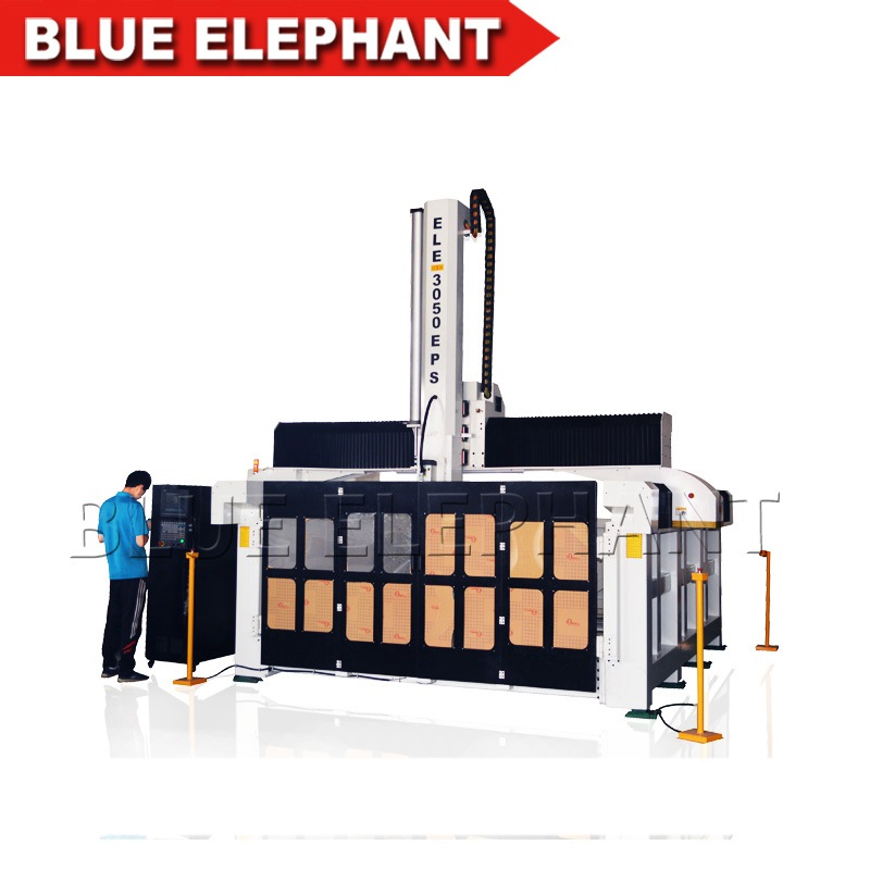 ele3050 styrofoam eps 5 axis cnc cutter (1)