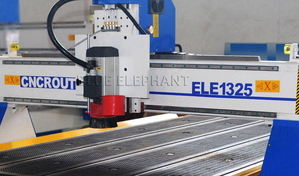Ele1325 3 Axis Woodworking Cnc Router Blue Elephant Cnc