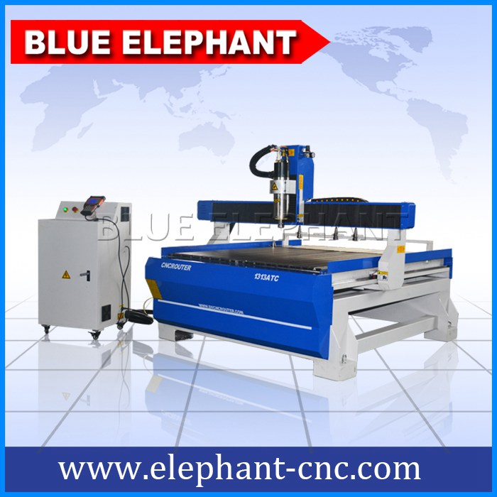 ELE1313 Atc Cnc Router with DSP A57 Controller - Blue