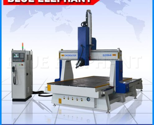 1530-4 cnc wood router automatic 3d 4 axis -1