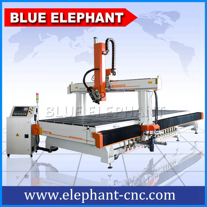 2050 carousel atc 4 axis cnc router -3
