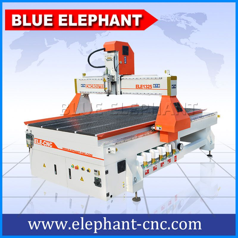 1325 cnc wood working machinery with rotary device for optional -1