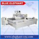1325 frame structure cnc router with rotary device -1