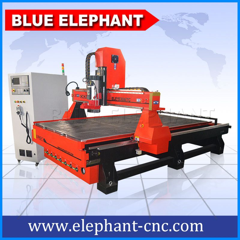 1530 linear atc wood wook cnc router machine