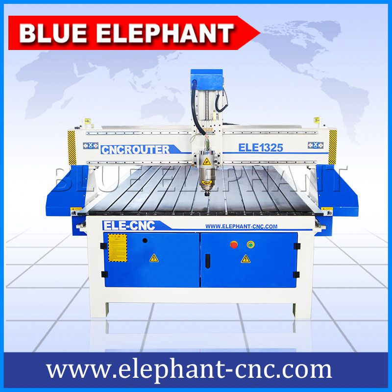 1325 Cheap Price Cnc Machien With Mach4 Controller Blue