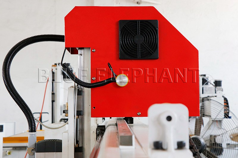 tool sensor calibration of 1212 3 axis cnc router with helical rack and gear drive
