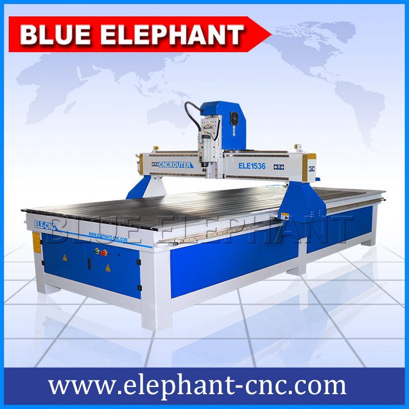 07 1536 wood cnc router machinery with good price