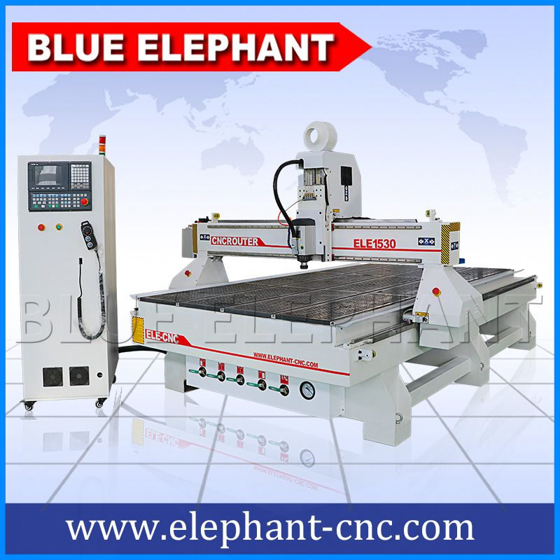 05 1530 syntec controlled 3 axis cnc router machine