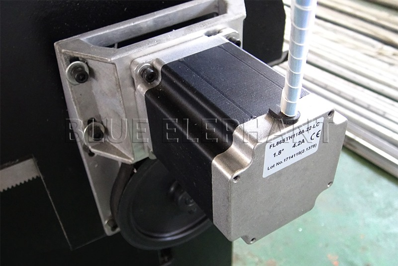 fl118 stepper motors of 1224 high z axis cnc machinery with rotary device