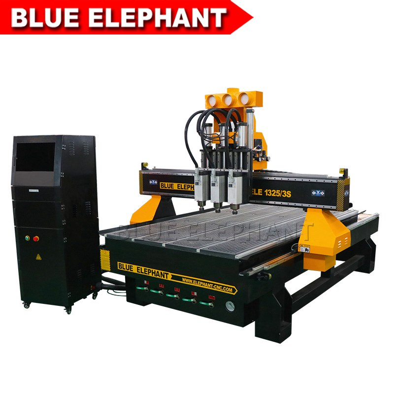 1325 three spindles customized configuration cnc router 01