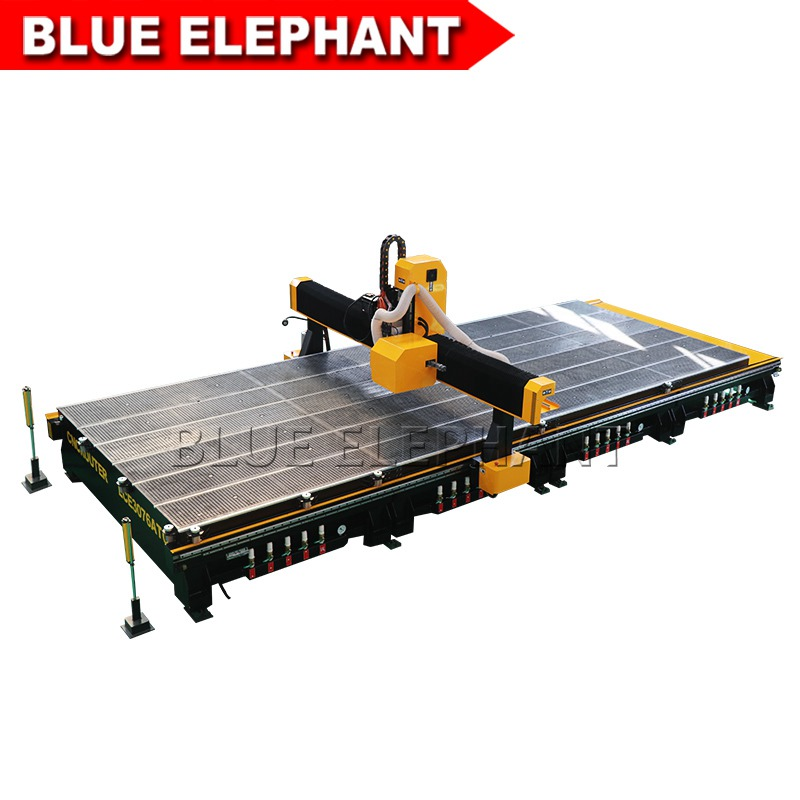 3076 3mx7.6m large working size atc cnc router -1