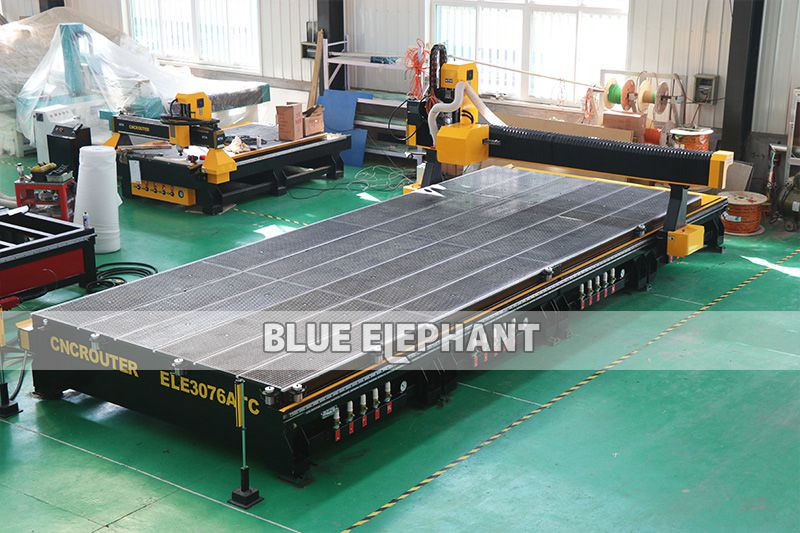 3076 3mx7.6m large working size atc cnc router -7
