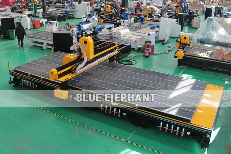 3076 3mx7.6m large working size atc cnc router -8
