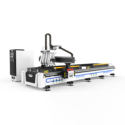 Pneumatic Multi Spindles CNC Engraving Router3