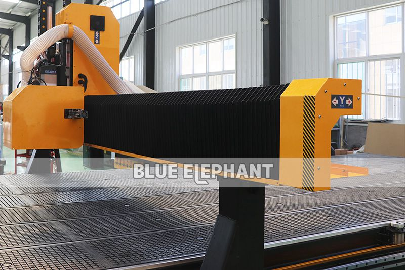 dust cover 3076 3mx7.6m large working size atc cnc router