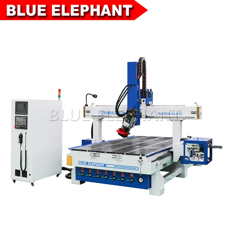 1530 atc cnc router with carousel tool changer
