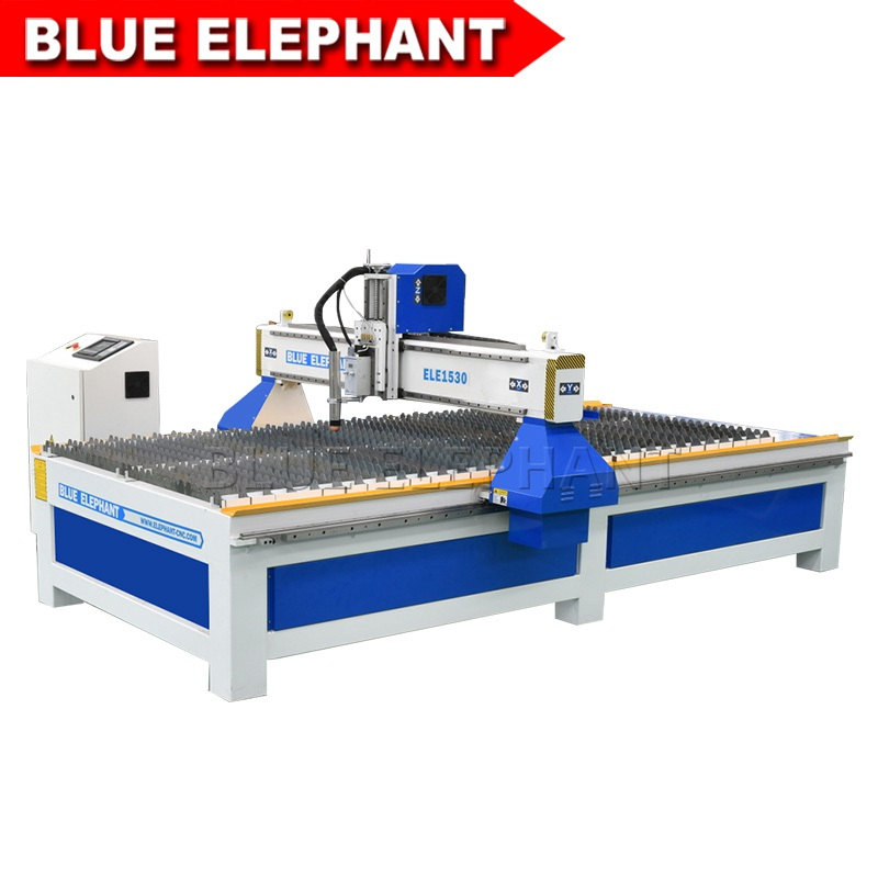2040 Plasma Metal Cutting Machine Plasma Engraving Machinery Stainless Steel Plasma Cutter Mail: 02 1530 Cnc Plasma Cutting Machine With Yellow Dust-proof
