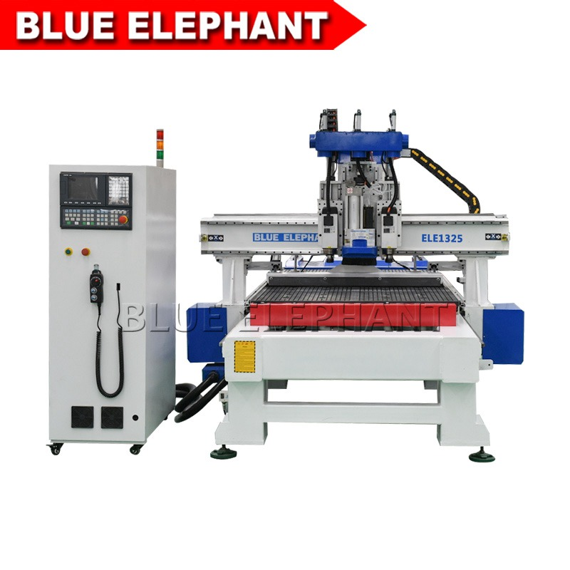 1325 Automatic Loading And Unloading Wood Working Machine