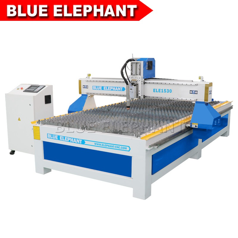2040 Plasma Metal Cutting Machine Plasma Engraving Machinery Stainless Steel Plasma Cutter Mail: Low Cost 1530 Plasma Metal Cutting Machine