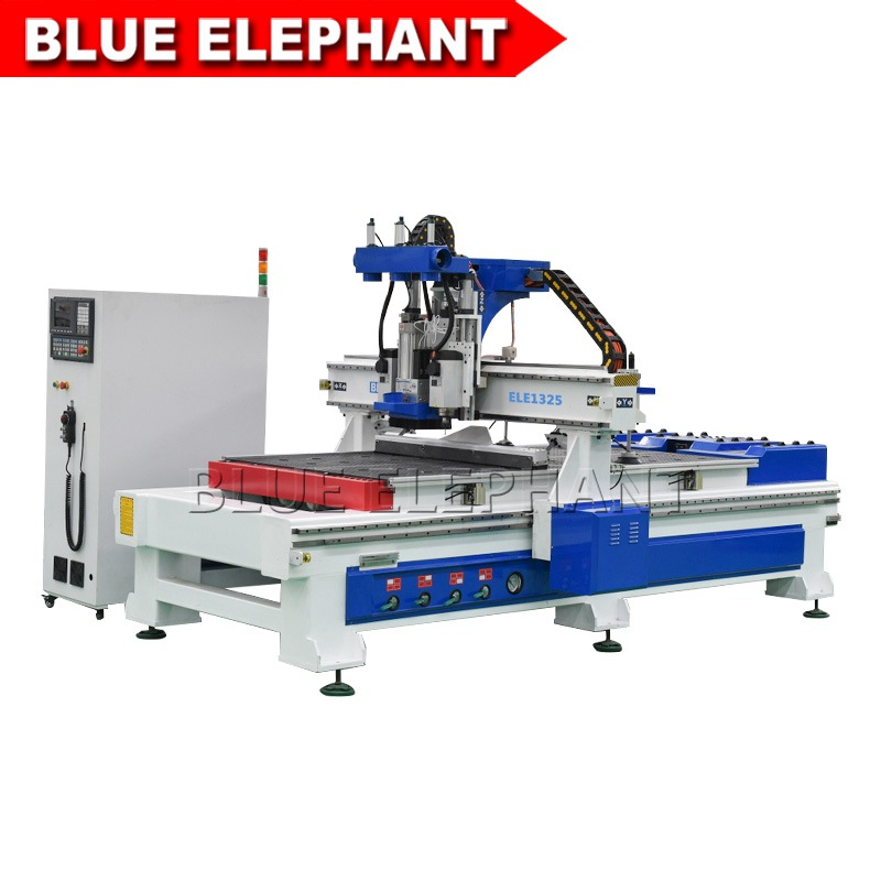 04 1325 automatic loading and unloading wood working machine
