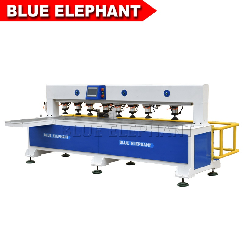CNC Side Hole Drilling Machine For Panel Furniture