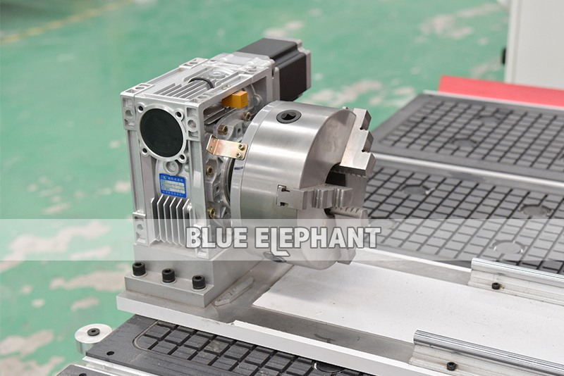 rotary device2 for 1530 atc cnc router with table rotary device