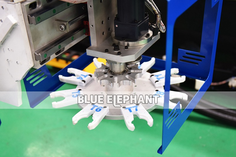 tool for 1530 atc cnc router with carousel tool changer