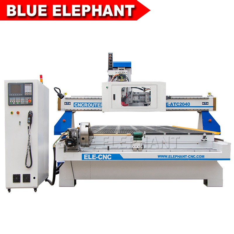 02 2040 carousel atc cnc router engraving machine for wood
