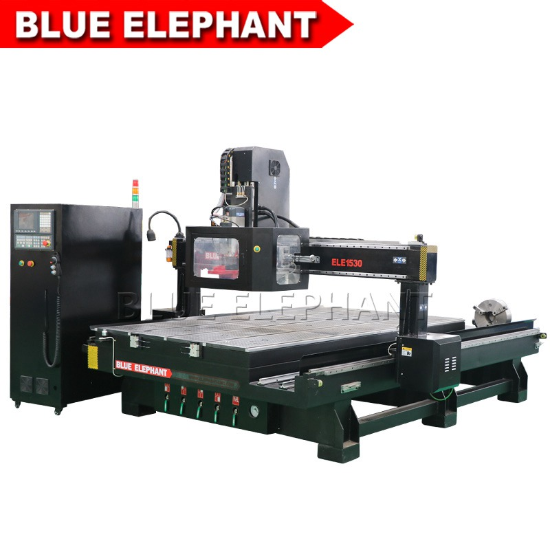 02 china large larousel cnc machine for 3d wood