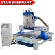 1325 cnc router with 4 spindles