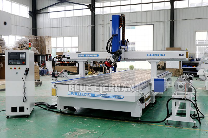 2070 atc cnc router 4 axis woodworking machinery 01