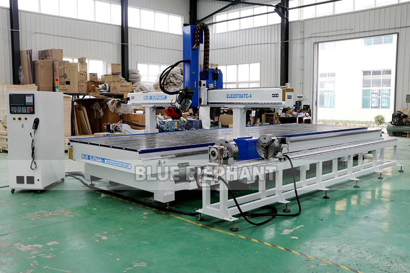 2070 atc cnc router 4 axis woodworking machinery 03