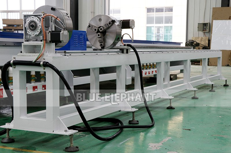 rotary device for 2070 atc cnc router 4 axis woodworking machinery