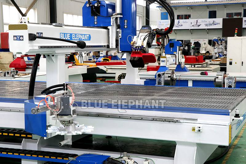 table for 2070 atc cnc router 4 axis woodworking machinery