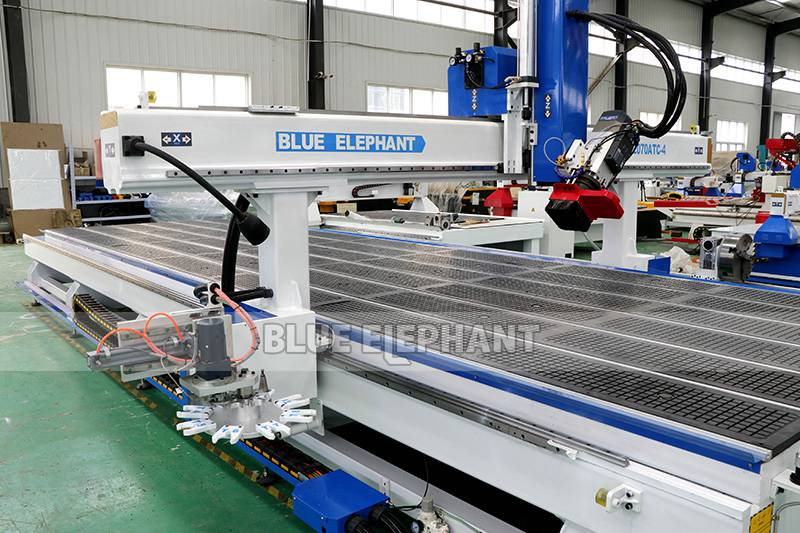 tools for 2070 atc cnc router 4 axis woodworking machinery