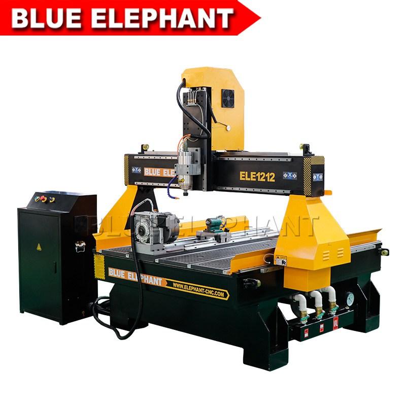 1212 Mini Woodworking Cnc Router Blue Elephant Cnc Machinery