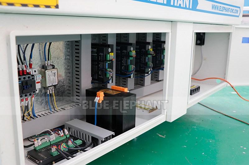 detail 04 for 1325 3d wood cnc router machine