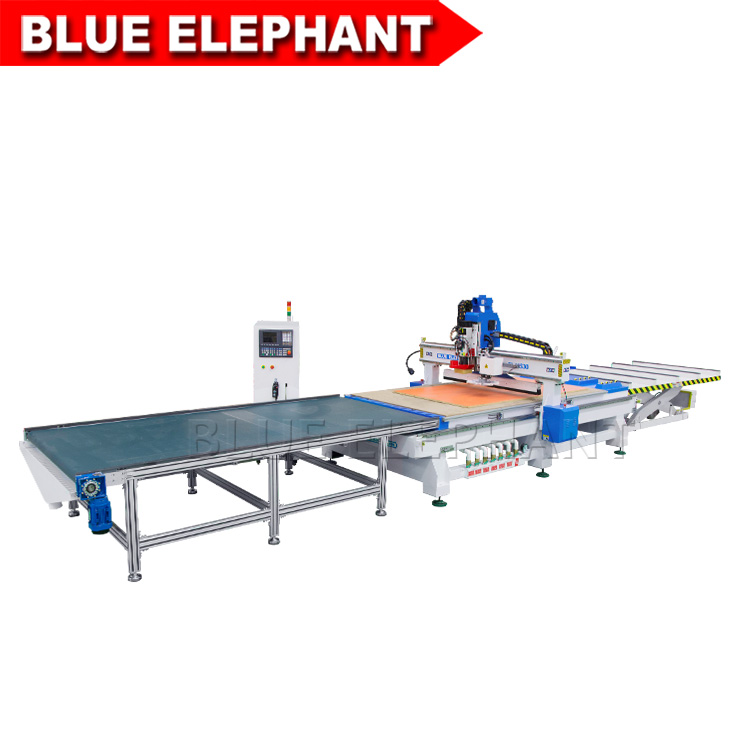 1530 cnc nesting machine for wooden furniture
