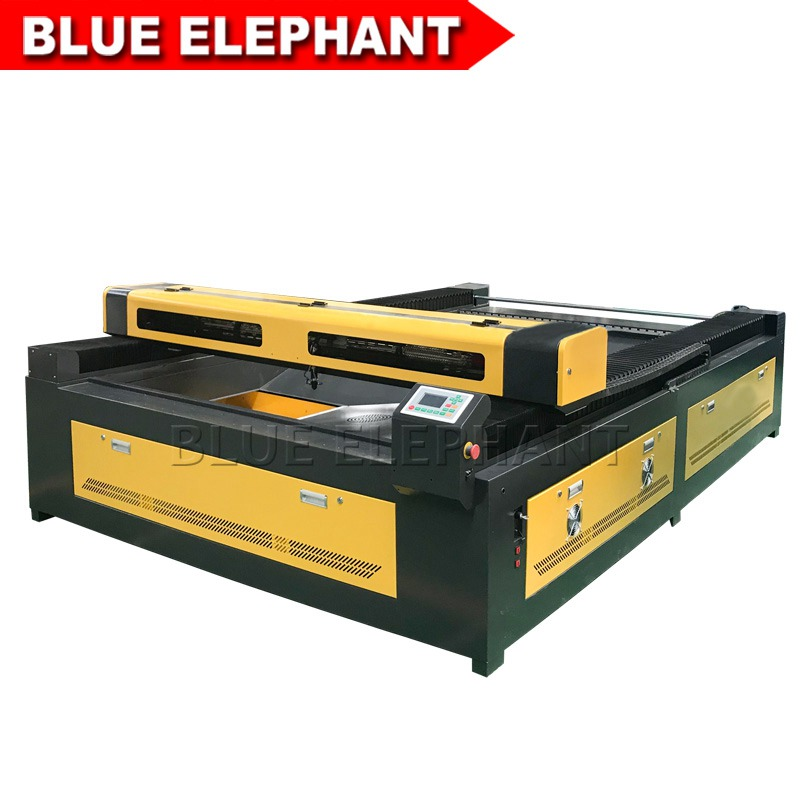 factory cost 1626 mdf leather acrylic co2 laser cutting machine